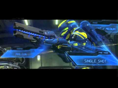 Halo 4: armas