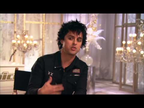 Billie Joe Armstrong's Official &quot;The Voice&quot; Battle Round Interview