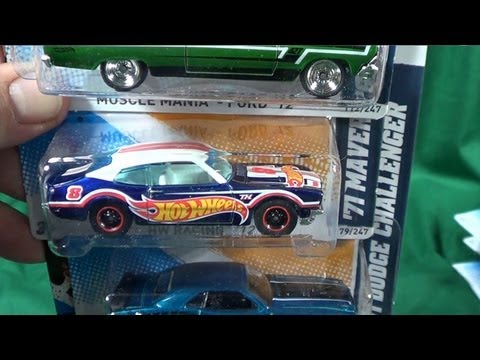 Hot Wheels Super Treasure Hunts 2012 Year In Review