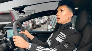 Driving With James Charles