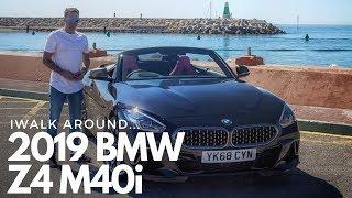 THE 2019 BMW Z4 M40i - WALK-AROUND
