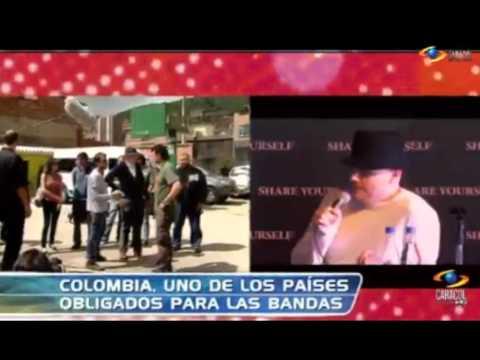 Los Esmoquin Ponquis en Colombia