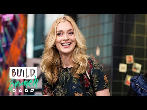 Caitlin Fitzgerald Joins The Table