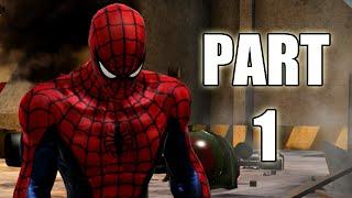 SPIDER-MAN: WEB OF SHADOWS - EPISODE 1 - I AM SPIDER-MAN