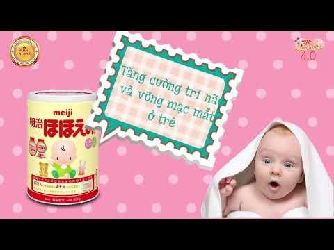 Top 10 loại sữa công thức dành cho trẻ từ 0 – 6 tháng tuổi được nhiều bà mẹ Việt lựa chọn