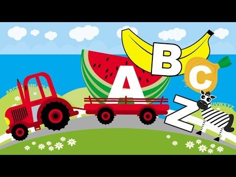 Alfabet Po Polsku Dla Dzieci | CzyWieszJak.TV