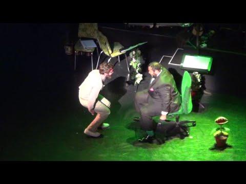 Sudden Changes / Feed Me (Get It) - Eddie Cooper & Jake Gyllenhaal - LSOH - Encores! Off Center