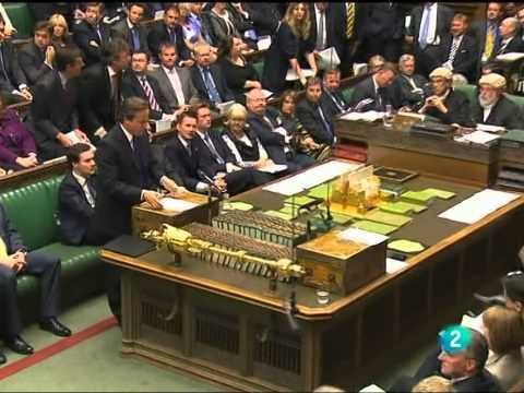 Silvia Guerra - Las amistad de David Cameron con Andy Coulson merece explicaciones - La2N 20 jul 11