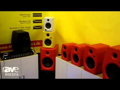 ISE 2016: Monkey Banana Introduces JungleMate1 In Combination with Ape Series Speakers