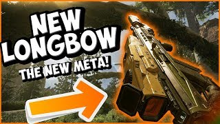 Apex Legends -  NEW META WITH BUFFED LONGBOW! *APEX PATCH/UPDATE*
