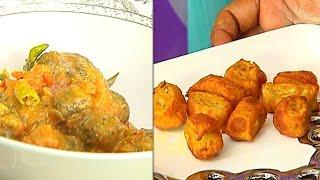 Hara Kofta Dahi Masala Recipe and Aloo Bhakarwadi Snacks