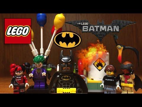 Lego Batman Movie Joker´s Balloon Escape Set Review 70900 + Adventure and Story