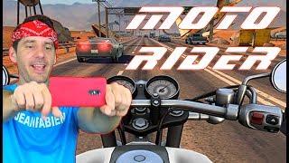 Jeu MOTO Rider GO : Highway Traffic (Jeu de motos ANDROID / Jeu IPHONE)