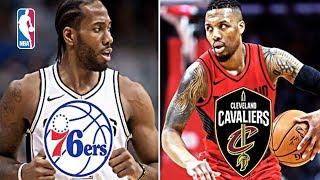 15 Trades Set To Shakeup The NBA This Off Season