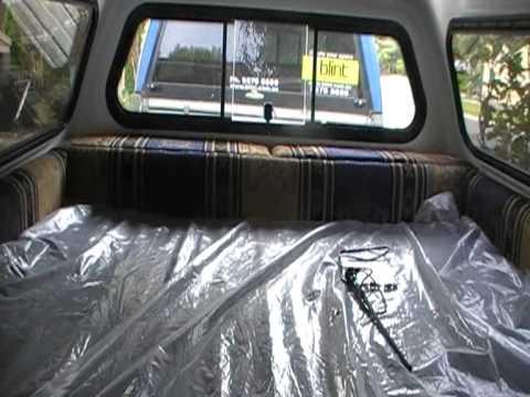 Toyota Hilux Ute Tub Camper Trailer Home Built Youtube