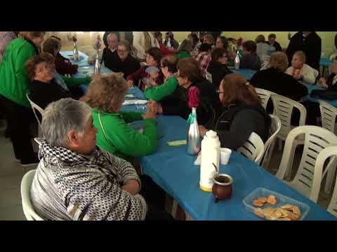 El sábado se realiza un encuentro recreativo para abuelos