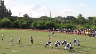 Texas Football 2015 Signing Class: TE Devonaire Clarington [Feb. 4, 2015]