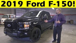 2019 Ford F150 XLT Special Edition Exterior & Interior Walkround
