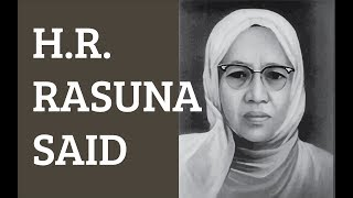 Download Lagu H.R. Rasuna Said - Historinesia Gratis STAFABAND