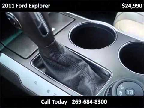 2011 Ford Explorer Used Cars Niles MI