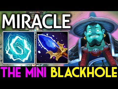 Miracle- Dota 2 [Storm Spirit] Like The Mini BlackHole