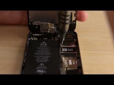 How To: Replace the Lightning Connector in your iPhone 5s