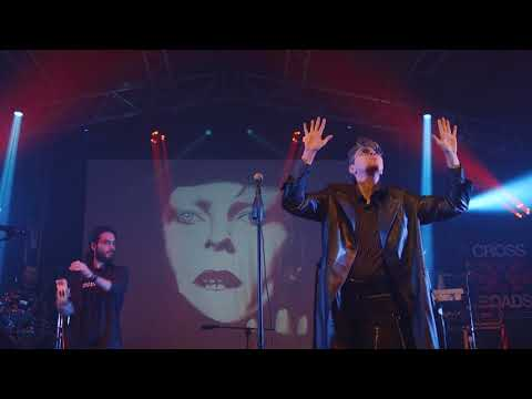 Look Back in Anger performed by Aladdin Insane David Bowie Tribute Band