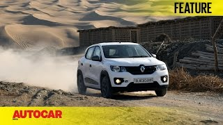 Kwid Drive To Paris | Episode 1 | Feature | Autocar India