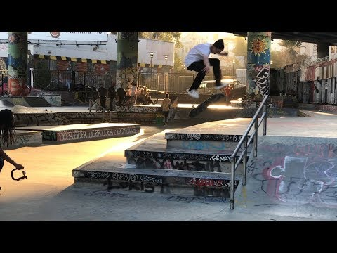 BEST SKATE PARK IN CALIFORNIA !!! - NKA VIDS -
