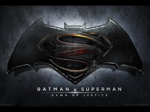 New Batman vs Superman Movie Logo Illuminati Symbols! (2014)
