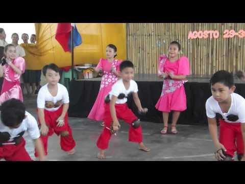 Maglalatik Dance (buwan Ng Wika) video
