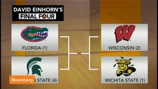 March Madness Bracket: Where Wall Street Is Betting  3/17/14  (Sports)