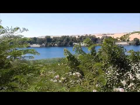 Hanging Out in Aswan & Cairo - Egypt Vlog Oct 10 - 17, 2014