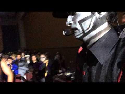 Short Go Spine Go Live Performance Selfie Video