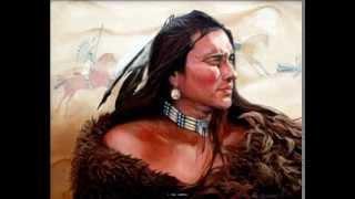 Spirit Dreams:Native American Flute, Hypnotic Tones, Meditation Music.