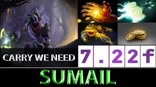SumaiL [Faceless Void] 757 GPM The Carry We Need ► Dota 2 7.22f