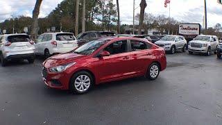 2018 Hyundai Accent Gainesville, Ocala, Lake City, Jacksonville, St Augustine, FL 8313