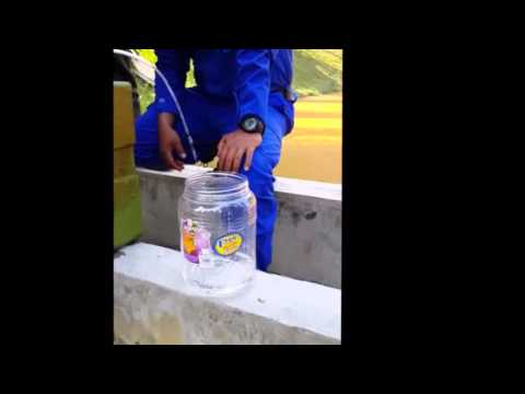 UFCOR UF60 Jerrycan - Malaysia Civil Defence