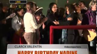 Happy Birthday Nadine