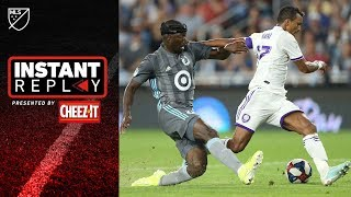 6th Minute Red Card amp PKs for Zlatan and Nani   All the controversial moments from MLS week 24