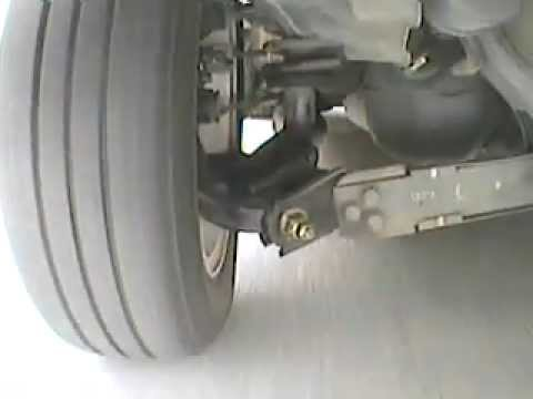 2001 Honda Civic EX - Suspension Cam - YouTube