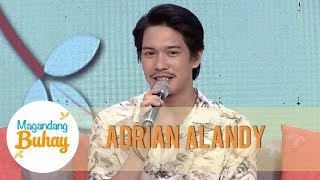 Adrian and Joselle Alandy share their love story | Magandang Buhay