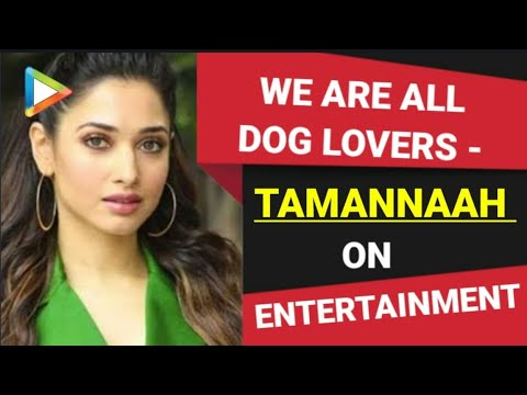 Entertainment: Tamannaah Bhatia Exclusive FULL Interview
