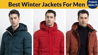 Best Winter Jackets For Men || Best Warmest Winter Jackets