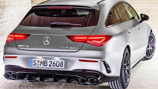 Mercedes CLA 45 AMG Shooting Brake 2020