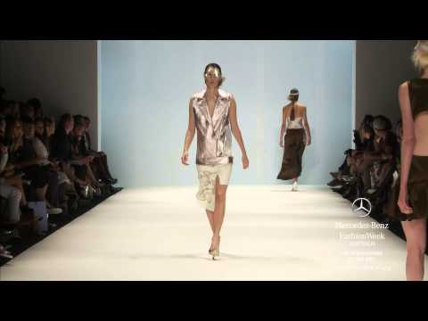 BEI NA WEI: MERCEDES-BENZ FASHION WEEK AUSTRALIA SS 2014/2015