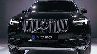 All-New 2015 Volvo XC90 world premiere
