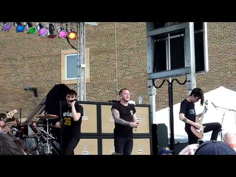We Came As Romans - Glad You Came (Lazerfest 2014)