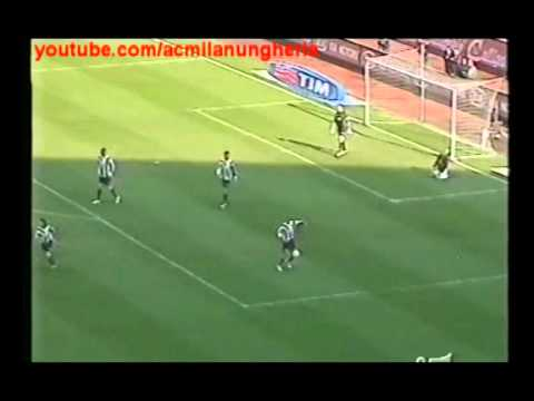 Serie A 2005/2006 | Udinese vs AC Milan 0-4 | 2006.03.19 | IT