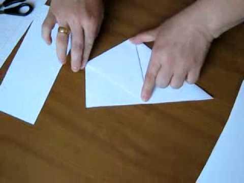 Фото домик из бумаги своими руками